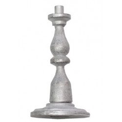 Soportes de metal de 43 mm