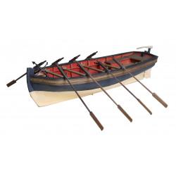 Bote del Soberano de los Mares