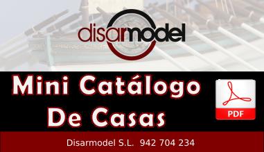 Mini catálogo de casas Disarmodel